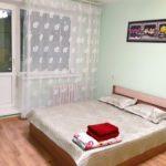 Квартира посуточно в Московском микрорайоне